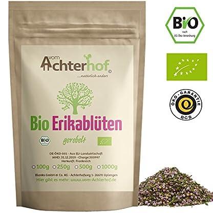 BIO-Heidebltentee-250g-Erikablten-Heidekrautblten-gerebelt-aus-kontrolliert-biologischem-Anbau-Erikabltentee