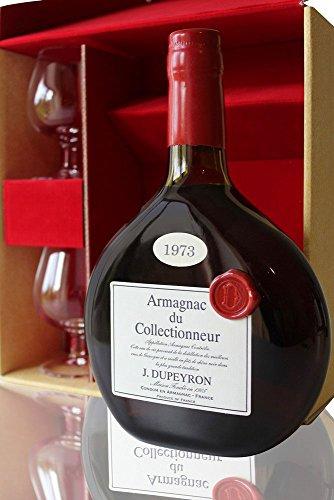 Bas-Armagnac-Ryst-Dupeyron-1973-2-Verres-70cl