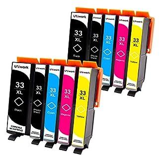 Uniwork-Druckerpatronen-Kompatibel-fr-Epson-33-33XL