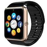Shop-Story–Smartwatch-Smartwatch-fr-alle-Smartphones-Android-und-iPhone–Version-Gold-Rosa