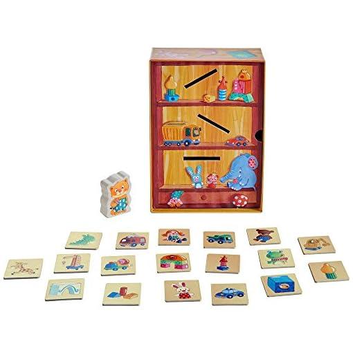 Haba-303469-Meine-Ersten-Spiele-Wir-Rumen-auf-Lernspiel