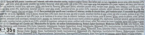 Powerbar Protein Plus  (30x35g) Raspberry Yoghurt