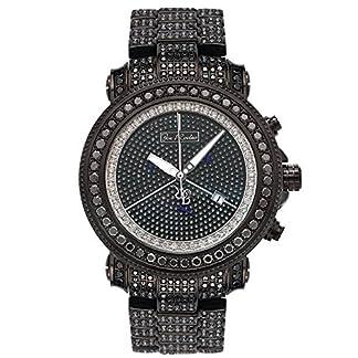 Joe Rodeo Diamant Herren Uhr Junior Schwarz 27 Ctw Uhren Deals