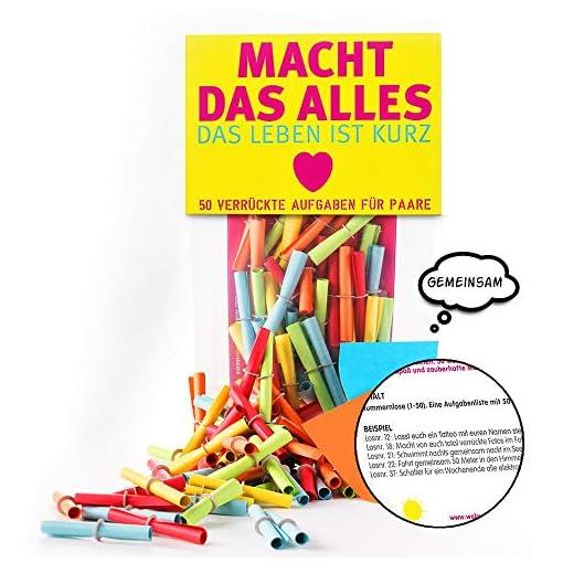Monsterzeug-Verlosungsspiel-fr-Prchen-50-Textlose-mit-Aufgaben-fr-Paare-Lostte-mit-Herausforderungen-fr-Verliebte-Papierlose-mit-Challenges-50-Stck