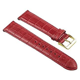 Nevada-Ersatzband-Manufaktur-Uhrenarmband-Kalbsleder-Kroko-Prgung-Rot-25689G-Stegbreite19mm