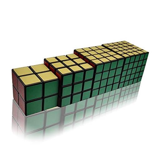 Monkon-2x2x2-3x3x3-4x4x4-5x5x5-Rubiks-Wrfel-Zauberwrfel-Rubiks-Cube-Set