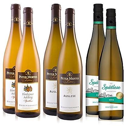 Peter-Mertes-Weinpaket-2x-Auslese-2x-Flonheimer-Adelberg-2x-Wein-Genuss-Rheinhessen-Sptlese-6x075L