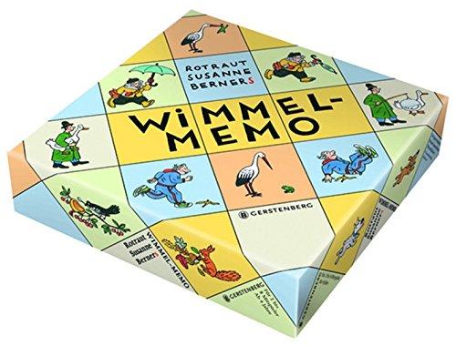 Wimmel-Memo