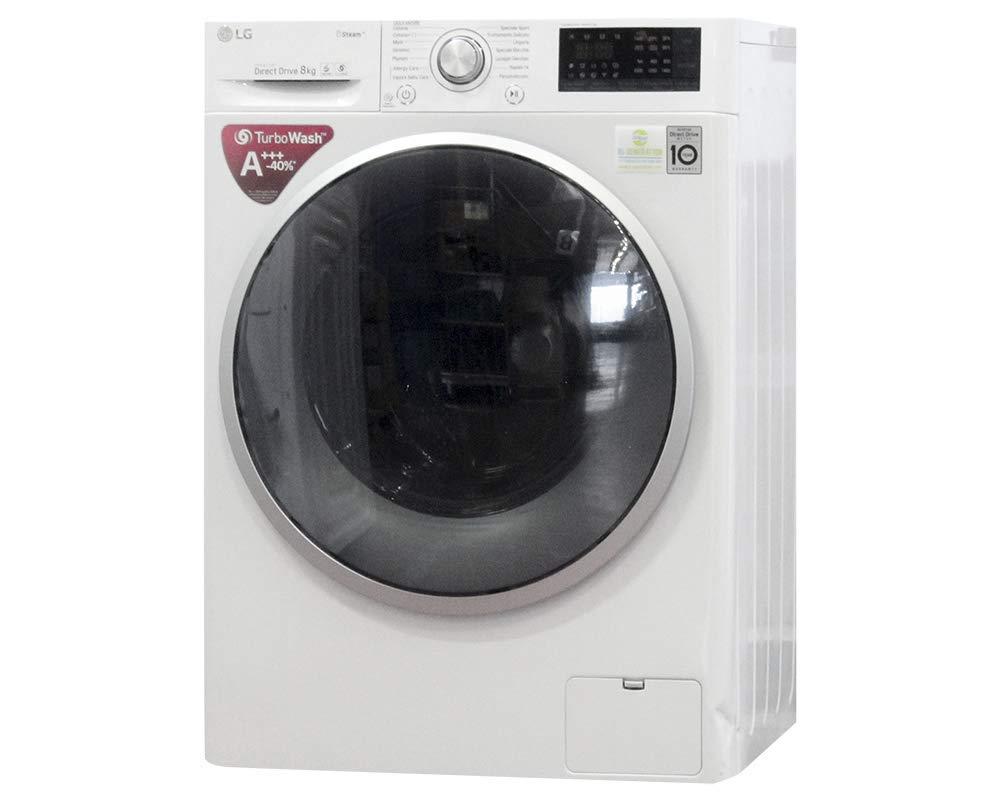 Waschmaschine-LG-8-kg-Freistehend-A-Frontladung-FH2UU3TDN1-Nachbau