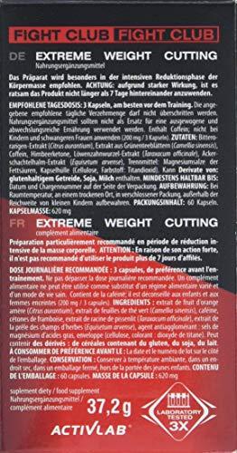 Activlab, Extreme Weight Cutting, 1er pack (1x 60 Kapseln)