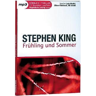 Unbekannt-Stephen-King-Frhling-und-Sommer-MP3-Hrbuch-13-Stunden