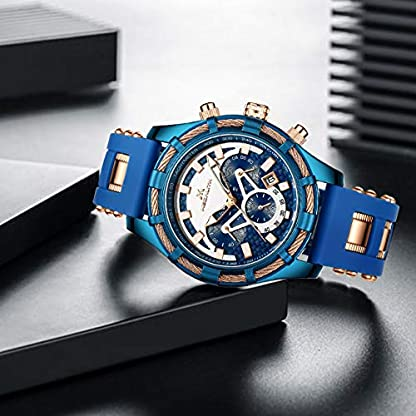 Herren-Uhren-Manner-Militr-Wasserdicht-Sport-Chronographen-Blau-Armbanduhr-Mann-Luxus-Mode-Leuchtende-Analoge-Datum-Uhr