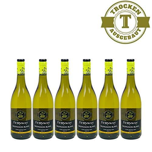 Weiwein-New-Zealand-Fernway-Sauvignon-Blanc-trocken-6x075l