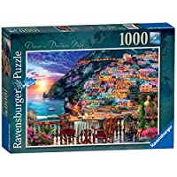 Ravensburger-Puzzle-Dinner-in-Positano-Italien-1000-Teile
