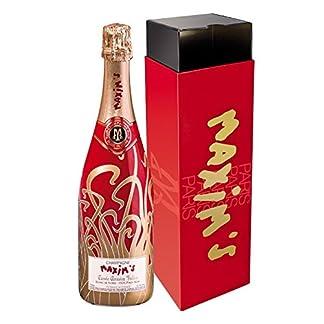 Champagner-Maxims-de-Paris-Frankreich-Blanc-de-Noir-in-exklusiver-Geschenkverpackung-aus-Metall-075l