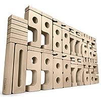 SumBlox-Montessori-Spielzeug-Basis-Set-43-groe-Holz-Bausteine-aus-massiver-Buche-in-Form-von-Zahlen-Beim-Spielen-Mathematik-Zahlen-1×1-Einmaleins-und-Rechnen-Lernen-Pdagogisches-Material
