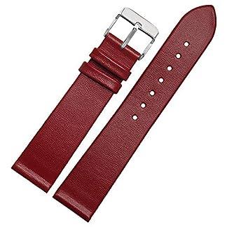 Luxus-Leder-Uhr-fr-Mnner-Frauen-Band-Ersatz-Sport-Kalbsleder-Uhrenarmband-Uhrgurt