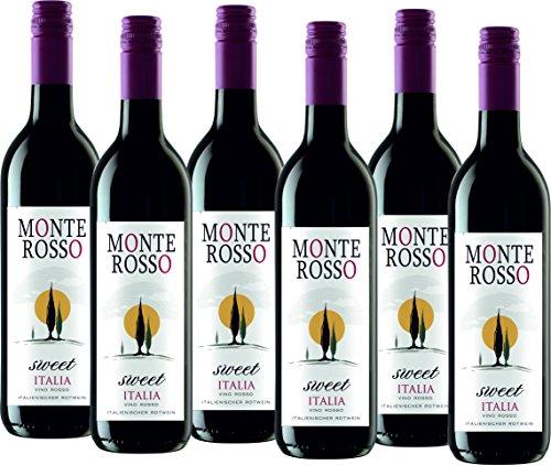Monte-Rosso-Sweet-Italia-Rotwein-lieblich-6-x-075-l