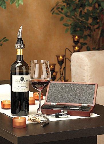 Rosenstein-Shne-Elegantes-Wein-Sommelier-Set-5-teilig-Geschenktipp