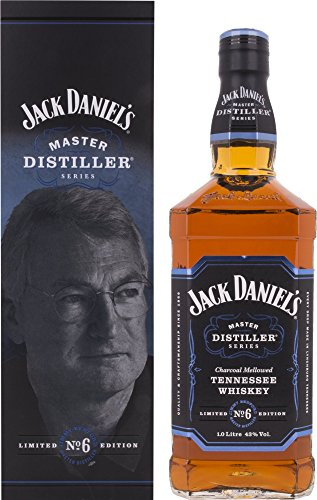 Jack-Daniels-Master-Distiller-Series-No-6-mit-Geschenkverpackung-Whisky-1-x-1-l