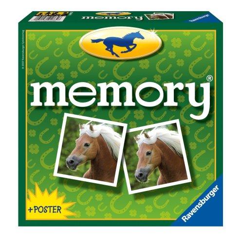 Ravensburger-21864-Memory-Pferde