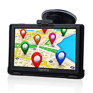 GPS-Navi-Navigation-fr-Auto-LKW-PKW-KFZ-Navigationsgert-Navigationssystem-mit-Lebenslang-Kostenloses-Kartenupdate-POI-Blitzerwarnung-Sprachfhrung-Fahrspurassistent-2018-Karten