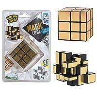 Unbekannt-Clown-0896008-Magic-Puzzle-Cube-Gold