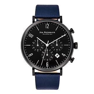 Joh-Rothmann-10030042-Quarzuhr-42-mm-Blau