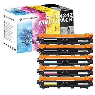 5-Schneider-Printware-Toner-100-hhere-Reichweite-kompatibel-zu-TN242bk-TN242c-TN242m-TN242y-fr-Brother-HL-3142cw-HL-3152cdw-HL-3172cdw-MFC-9332cdw-MFC-9142cdn-MFC-9342cdw-DCP-9022cdw