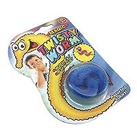 Xiton-Magic-Twisty-Fuzzy-Wurm-Wiggle-Spielzeug-fr-Kinder-Trick-Spielzeug-Halloween-Random-1PC