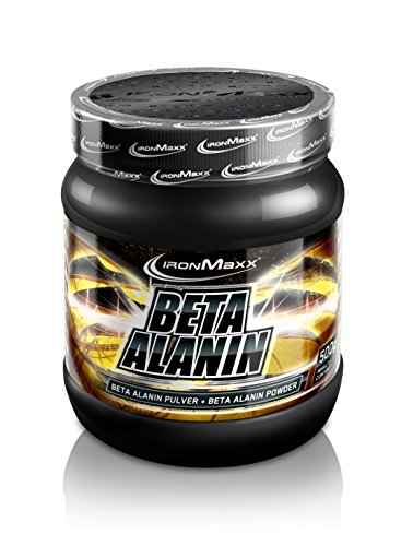 Ironmaxx Beta Alanin , 1er Pack (1 x 500 g)
