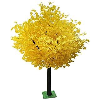 XUANLAN-Realistischer-knstlicher-Baum-Simulations-Ginkgo-Baum-knstlicher-Pfirsich-Baum-der-Baum-Simulations-Grnpflanze-Hintergrund-Dekoration-wnscht-sttzt-Baum-Leicht-zu-reinigen