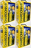4-x-GRAND-SUD-CHARDONNAY-WEIWEIN-Bag-in-Box-3L