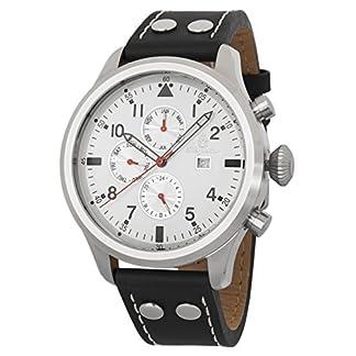 Burgmeister-Herren-Analog-Quarz-Uhr-mit-Leder-Armband-BM227-112