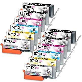 Miss-Deer-12-Druckerpatronen-mit-Chip-kompatibel-mit-Canon-PGI570XL-CLI571XL-fr-Canon-Pixma-MG5750-5751-5752-5753-6850-6851-6852-6853-7750-7751-7752-7753-TS6050-6051-6052-5050-5051-5052-5053
