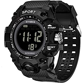 Weant-Quarz-Armbanduhr-Uhr-Herren-Digital-Uhr-LED-Herren-Uhr-Militrische-Armee-Sport-Armbanduhr-30M-Wasserdichte-Uhr-Sportuhr-Armbanduhren-Quarz-herrenuhren-im-Freien-Gummi-Sport-Uhren