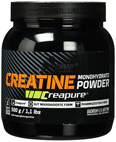 Olimp Creapure Monohydrat Powder, 1er Pack (1 x 500 g)