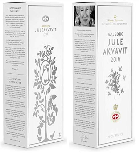 Aalborg-Jule-Weihnachts-Akvavit-Jule-Aquavit-2018-Heft-der-Aalborg-Jule-Historie