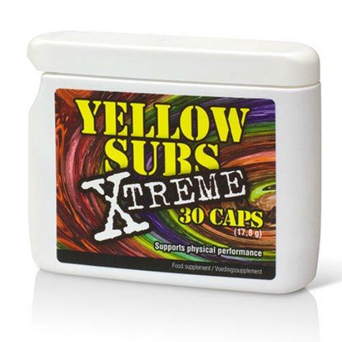 Yellow Subs Xtreme FlatPack – 30 Kapseln
