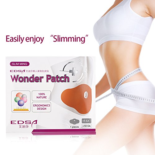 20 Stück Körper abnehmen Patch, FettVerbrennung Bauchfett Weg Aufkleber Magnete, für Bier Bauch, Buckets Taille, Taille Bauch Fett, schnell abnehmen