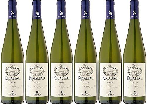 6x-075l-2017er-Regaleali-Bianco-Sicilia-DOC-Sizilien-Italien-Weiwein-trocken