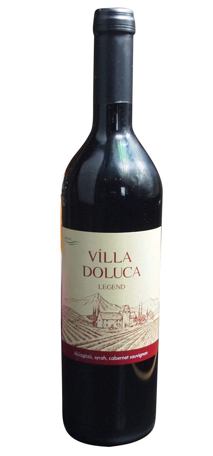 Villa-Doluca-Legend-trockener-trkischer-Rotwein-75cl-145-Vol