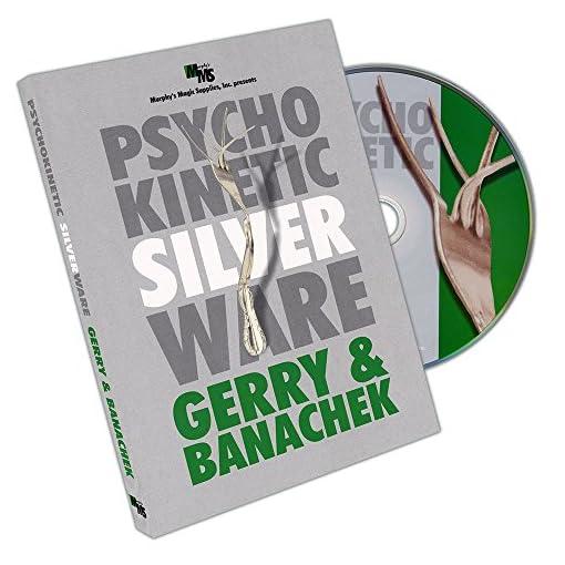 DVD-Psychokinetic-Silber-Ware-Banachek