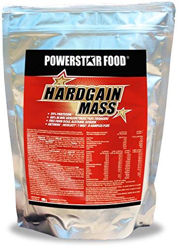WEIGHT GAINER für HARDGAINER & MASSEPHASE – 406 kcal pro Kalorienshake – für mehr Masse, Kraft & schnelleren Muskelaufbau – 1600 g Zip-Beutel – Made in Germany (Schoko, 1600 g Beutel)