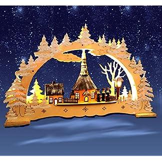 Schwibbogen-Seiffen-mit-Kirche-Lichterbogen-Weihnachten-3D-mit-LED