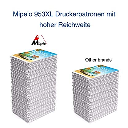Mipelo-953XL-Tintenpatronen