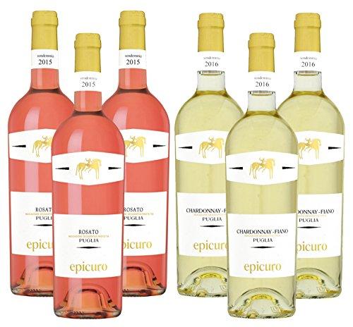 Epicuro-Wei-und-Rosweine-3x-Chardonnay-3x-Rosato-IGT-2015–075-l