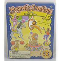 MAGNETIC-CREATIONS-Spielset-53-Magnetteile-Circus