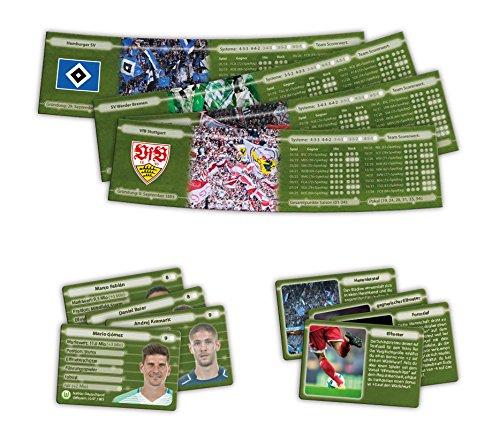 Clementoni-590452-HEIMSPIEL-Das-groe-Bundesliga-Manager-Spiel-Saison-1718