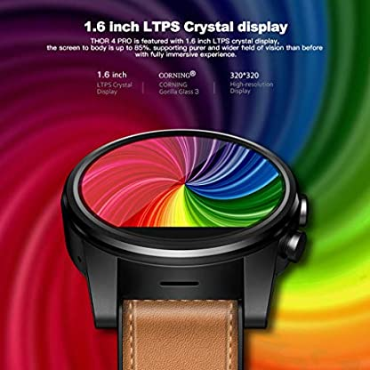 A-Artist-Smartwatch-Android-Quad-Core-1GB16GB-Bluetooth-Sportuhr-Intelligente-Armbanduhr-Wasserdicht-Tracker-Herzfrequenz-Schlafmonitor-und-Kalorienzhler-mit-Schrittzhler-Pulsuhr